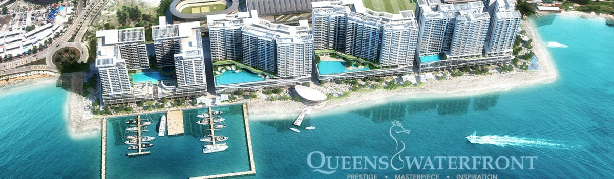Queens Residences at Queens Waterfront